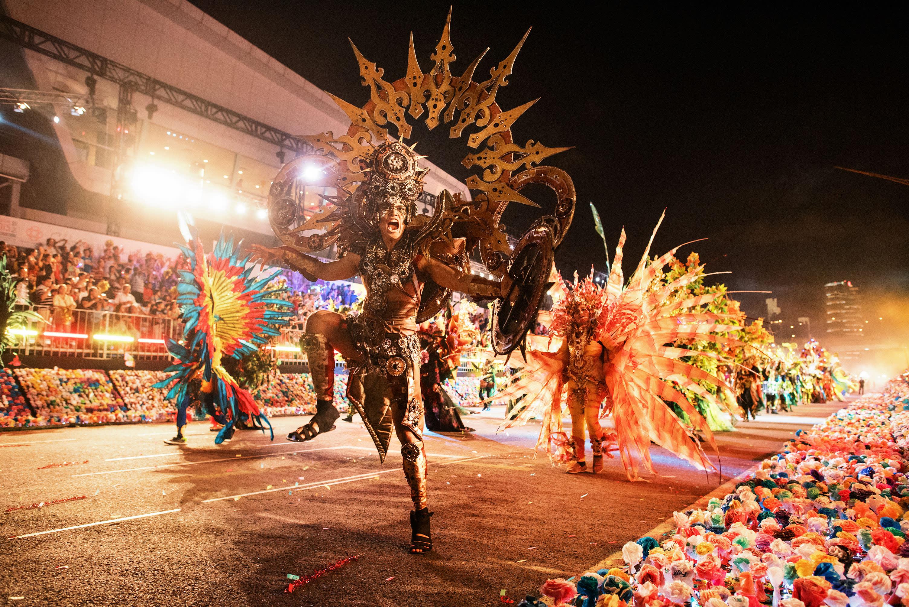Chingay Parade - Chinese New Year