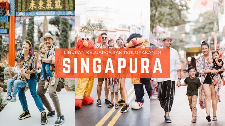 COVER ITINERARY DELON DI SINGAPURA