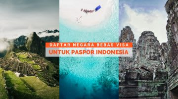 Visa Free for Indonesians