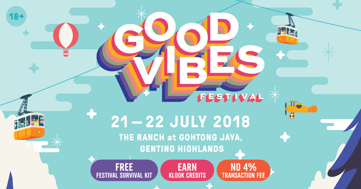 good vibes festival klook