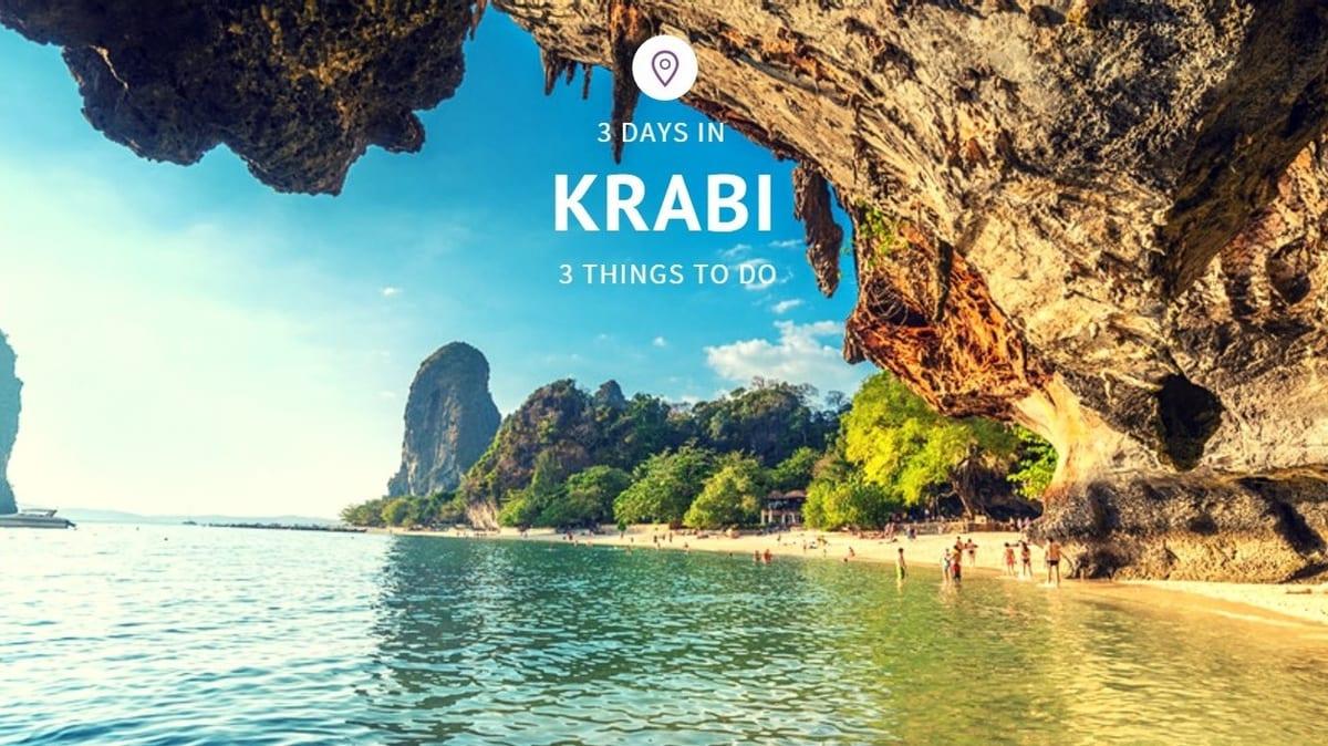 Krabi Things to Do Blog 2017