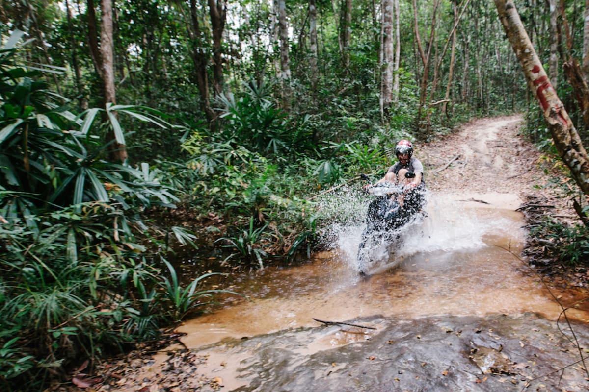 Siem Reap Motorbike Adventure