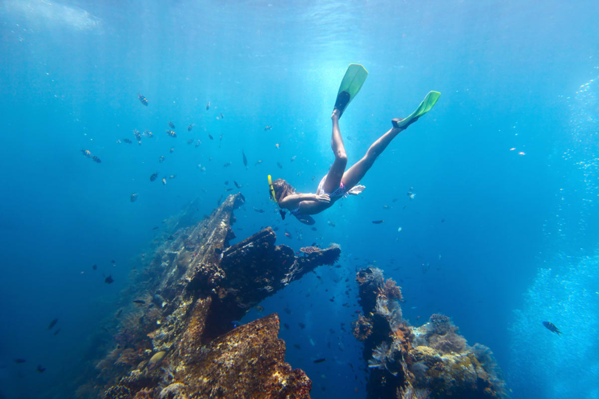 Wreck Diving Indonesia