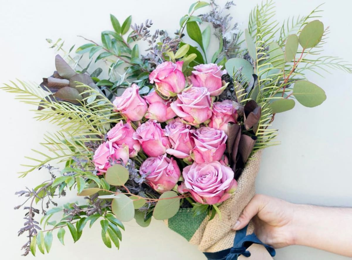 The Lavender Bouquet from A Better Florist