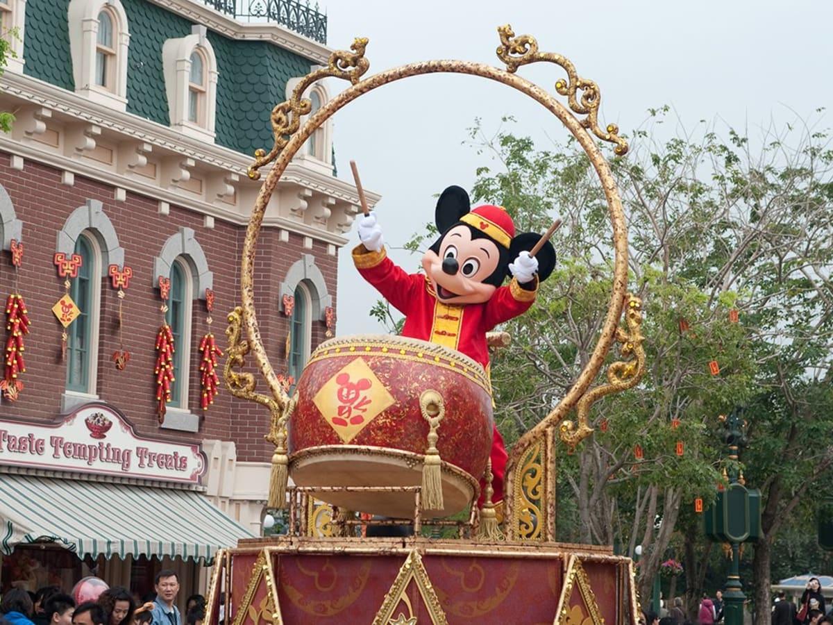 Disneyland CNY Celebrations