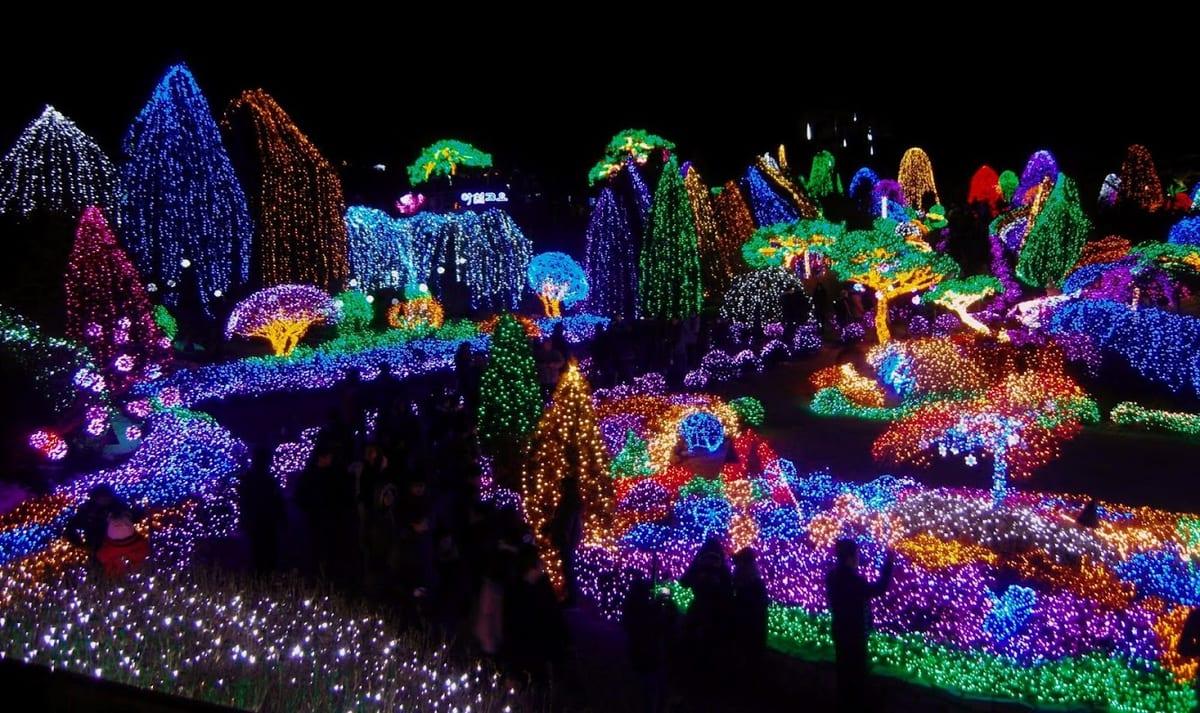 Korea Lighting Festival