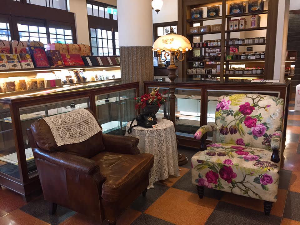 一走進林百貨,就像來到「台南人家的客廳」。(圖片來源/台南林百貨FB粉絲團)