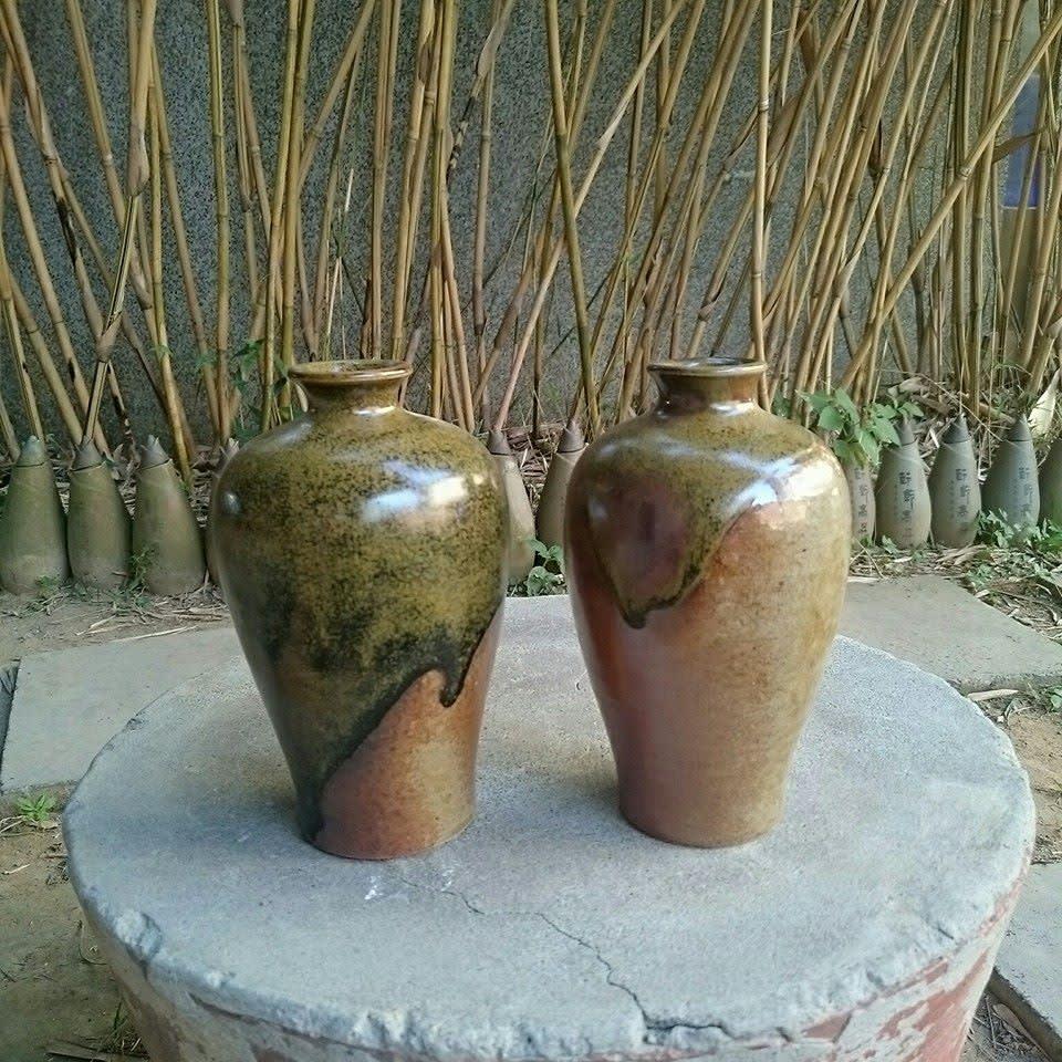 園區內展示許多精美的陶藝作品。(圖片來源/添興窯陶藝村FB粉絲團)