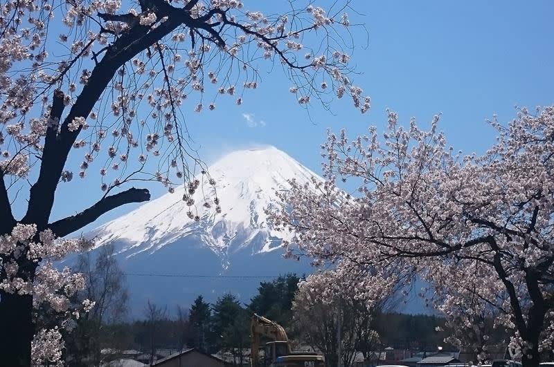 富士山(照片來源:Pixabay)