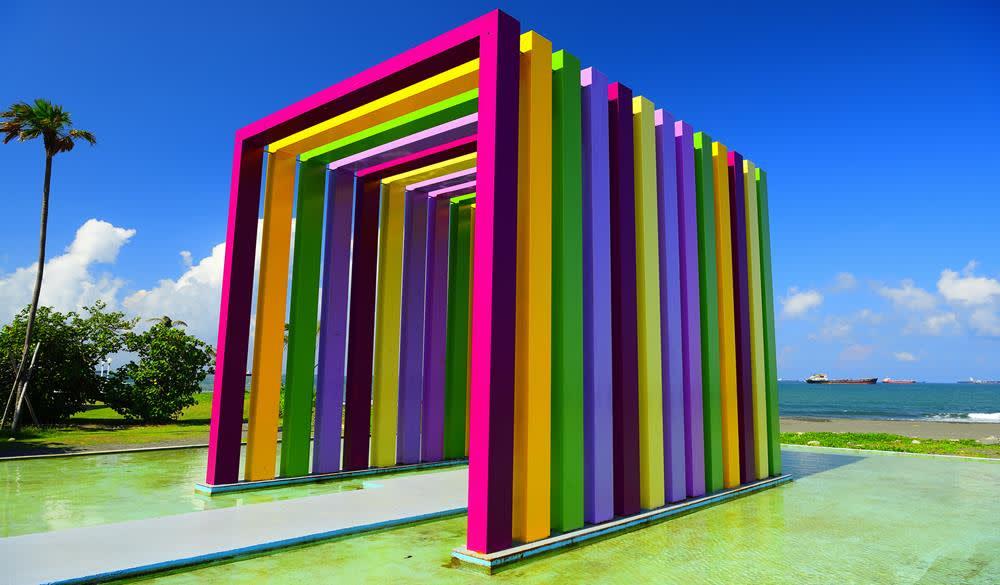 彩虹教堂(發現旅行中的 小確幸@Flickr)