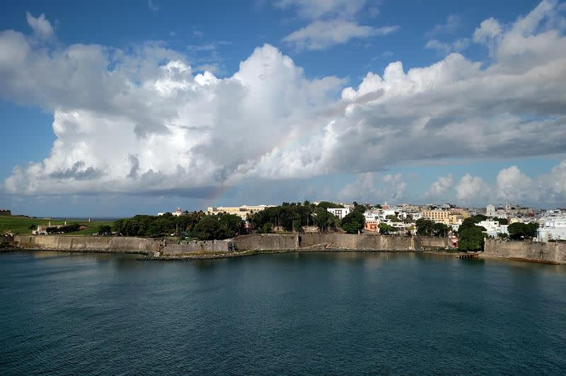 舊聖胡安Old San Juan(照片來源:Pixabay)