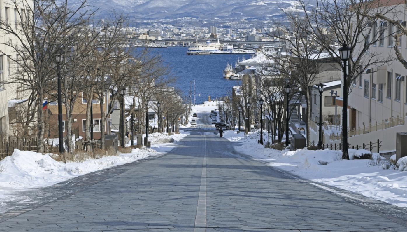 沒有小強的北海道 ( 圖 片 來 源 : goo.gl/ctw5Fk )