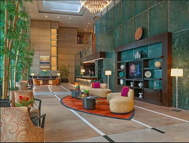 氣派的大廳。|Amazing hall 圖片來源:hotelscombined