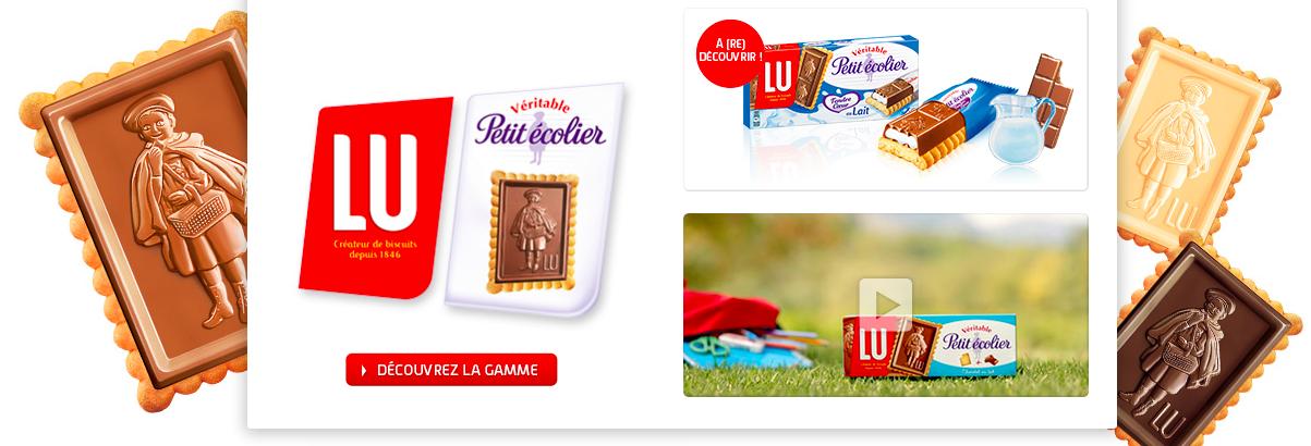 法國巴黎伴手禮—LU 餅乾 by LU official website