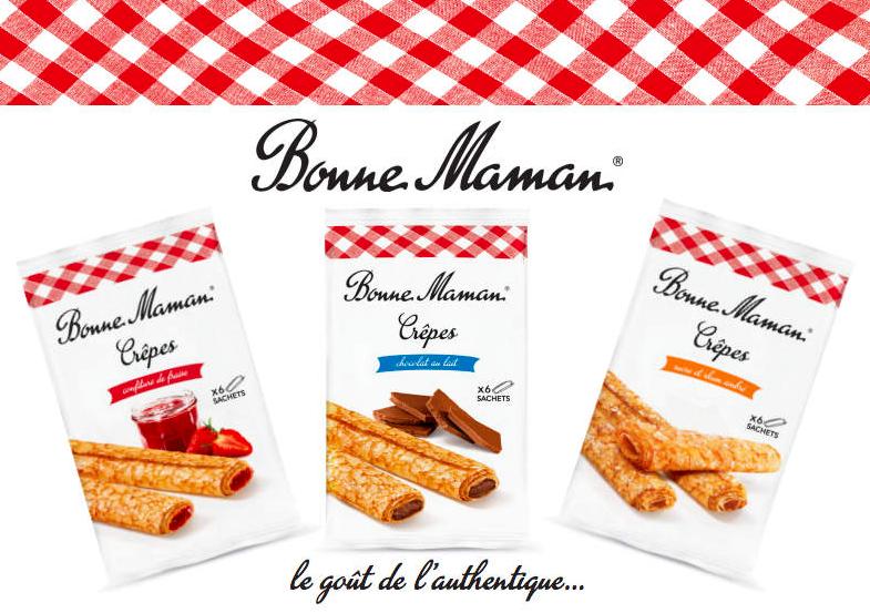 法國巴黎伴手禮—Crêpe 甜可麗餅/Galette 鹹可麗餅 by Sweet Mum
