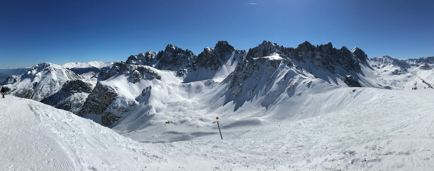 Innsbruck—Axamer Lizum Ski Resort by 倍包客