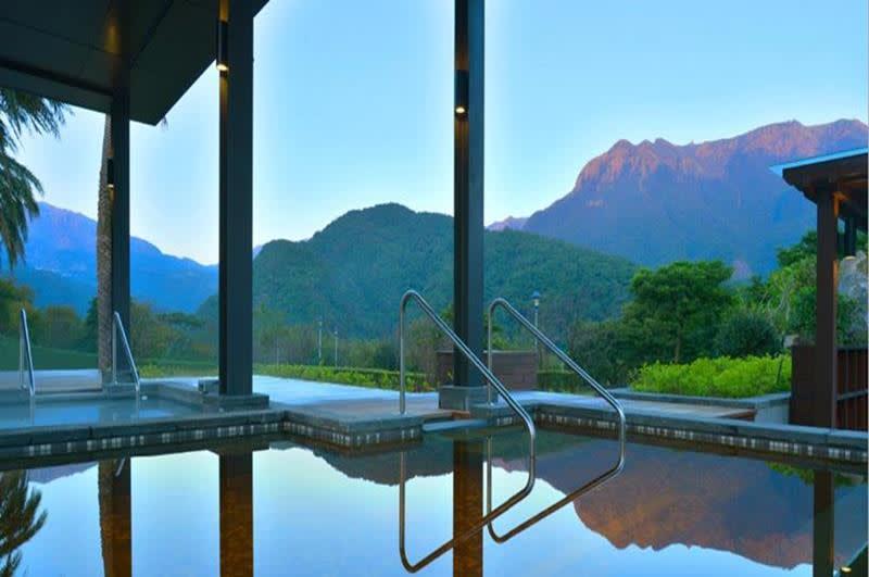 (照片來源:陽明山天籟渡假酒店)http://www.tienlai.com.tw/