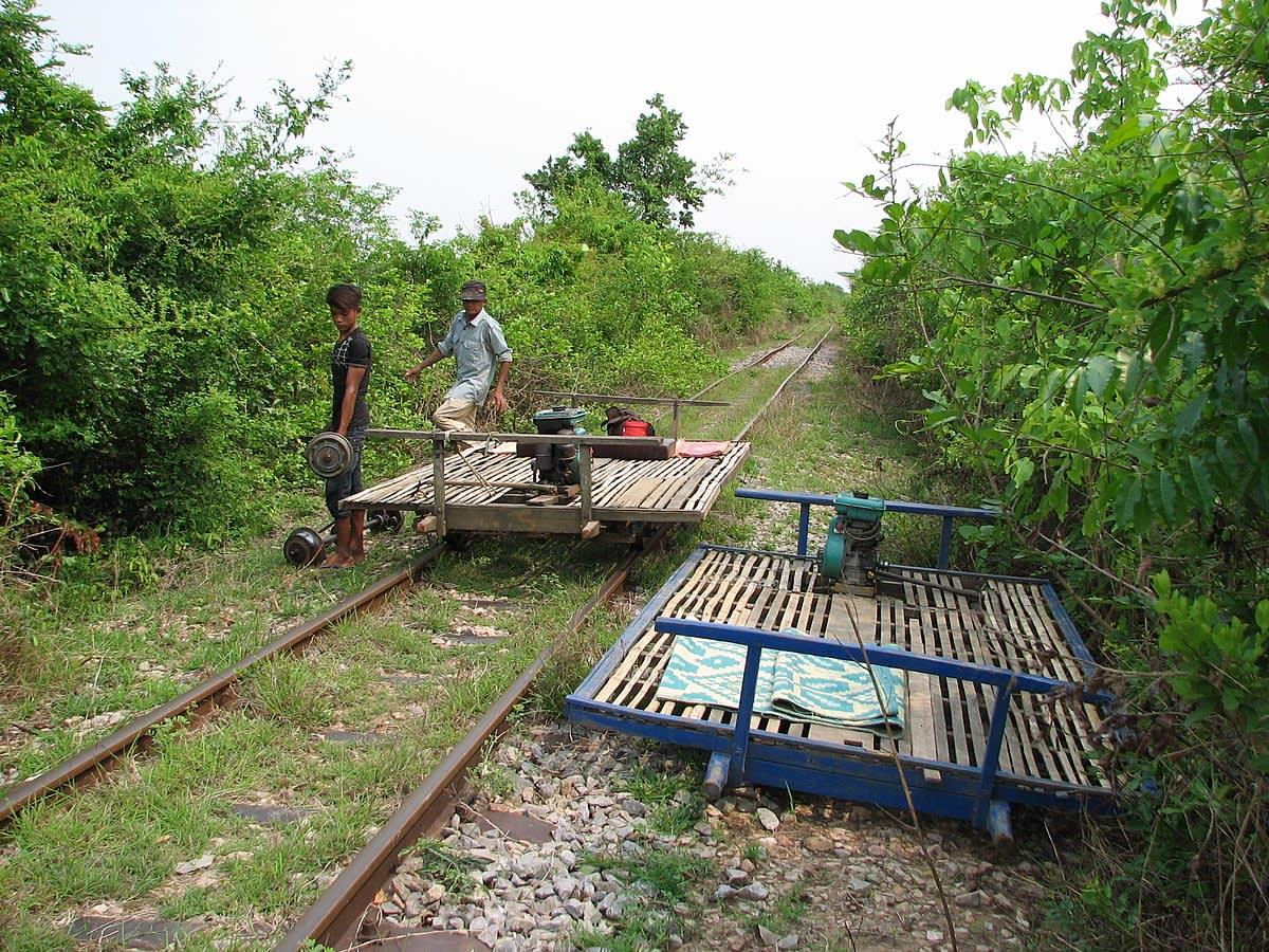 竹火車。 圖片來源: https://goo.gl/WNgqat
