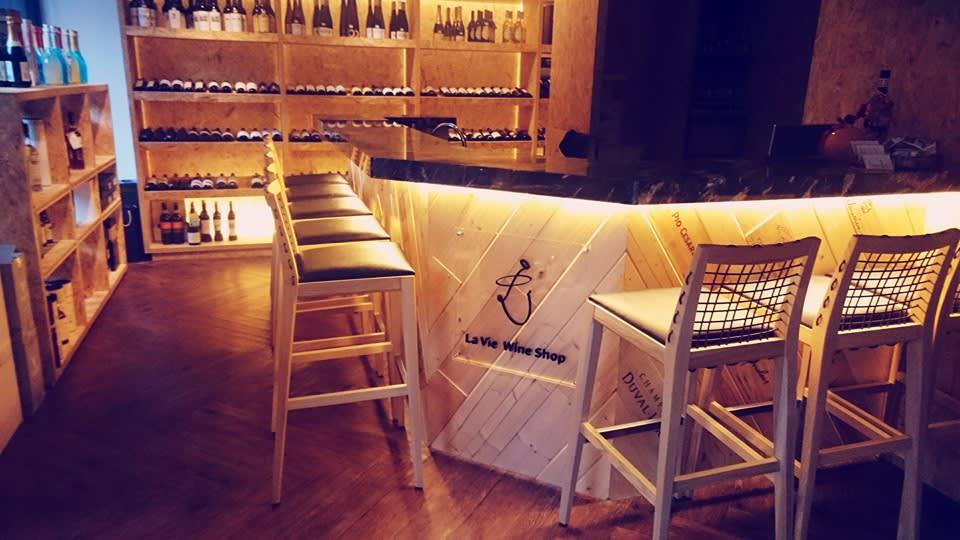 ( 照 片 來 源 : 拉 薇 酒 坊 La Vie Wine ShopCC by 2.0 )