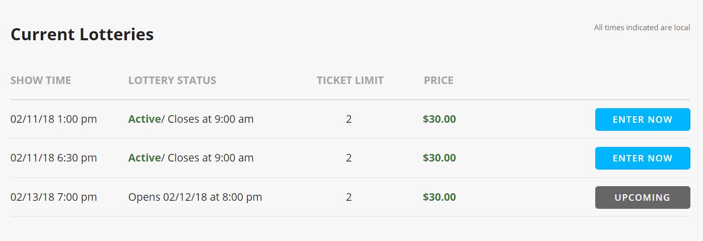 獅子王有提供線上樂透票,只要30美元|圖片來源:網站截圖 https://goo.gl/hlLhy3