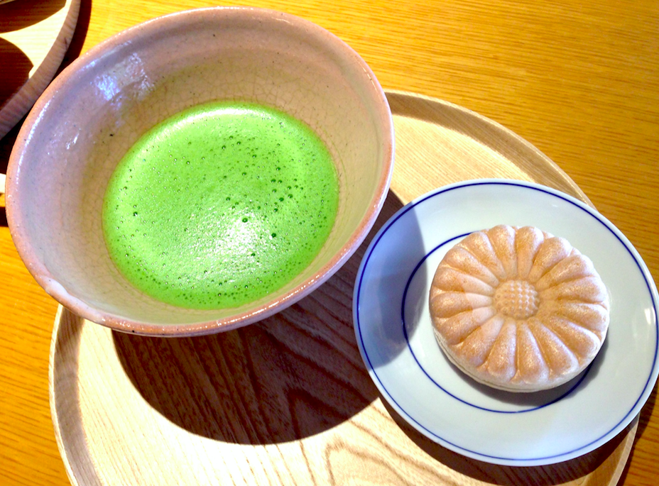 食堂內供應咖啡、甜點以及由京都食材製作而成的定時|圖片來源:吳胖達
