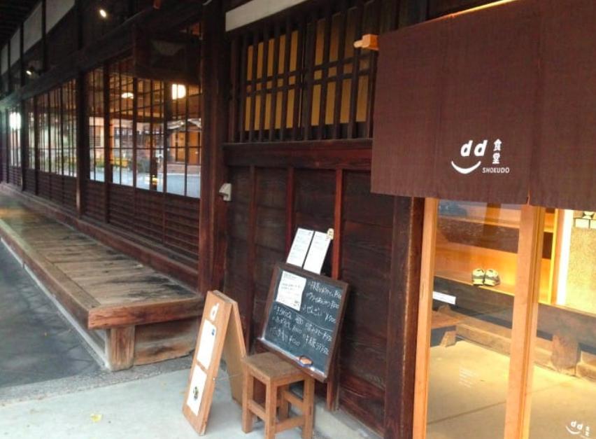 仍保留著榻榻米地板,相當有京都風味|圖片來源:吳胖達