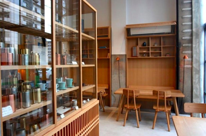在充滿歷史感的京都建築中享用下午茶吧!