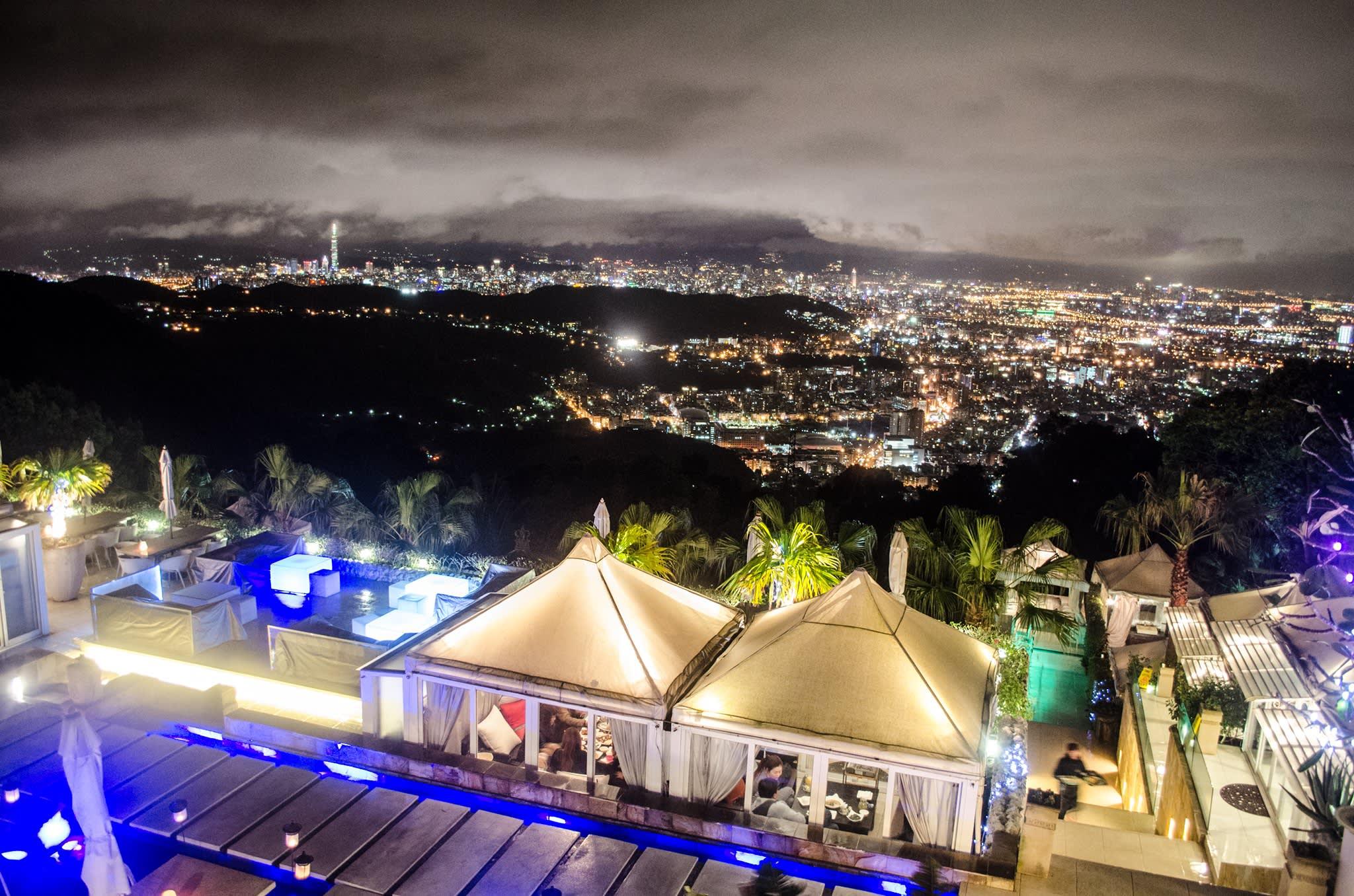不是只有「屋頂上」!5家高CP值「 陽明山景觀餐廳 」特搜!