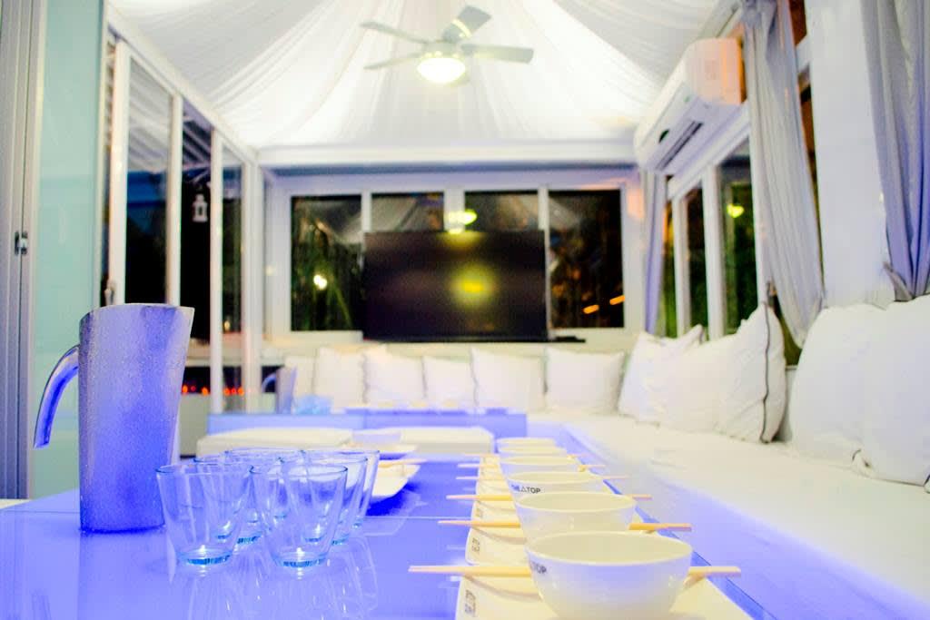 陽明山景觀餐廳