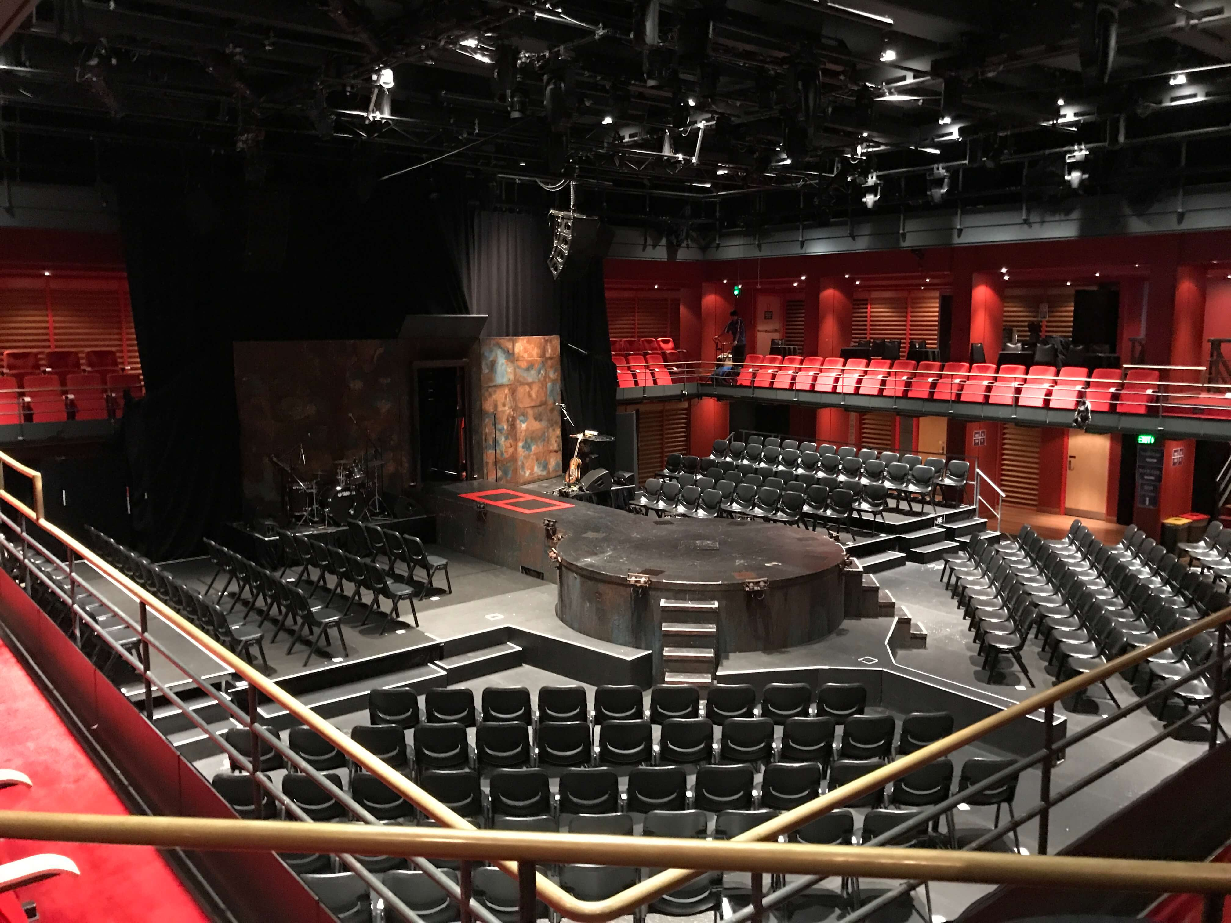 澳洲 雪梨歌劇院 多功能演播室 by 倍包客