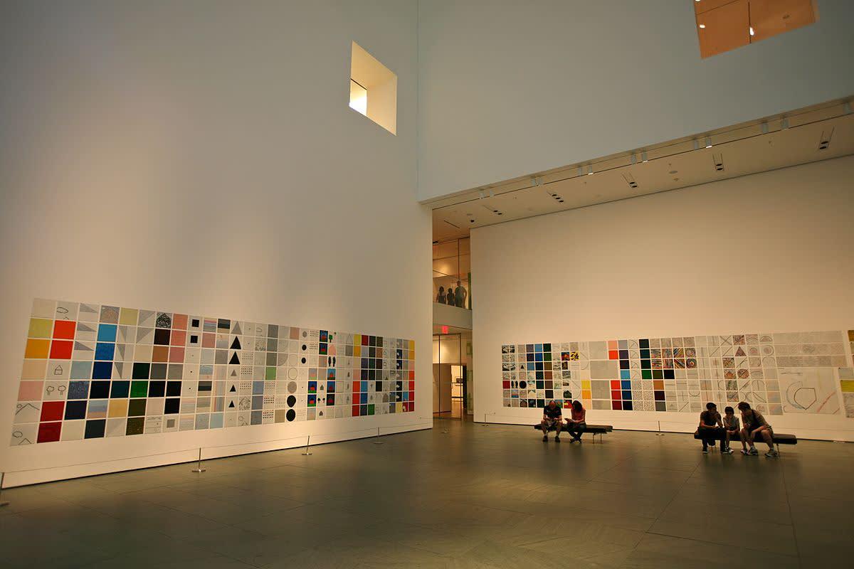 MOMA內部 圖片來源:Wikimedia Commons https://goo.gl/ms7VeQ