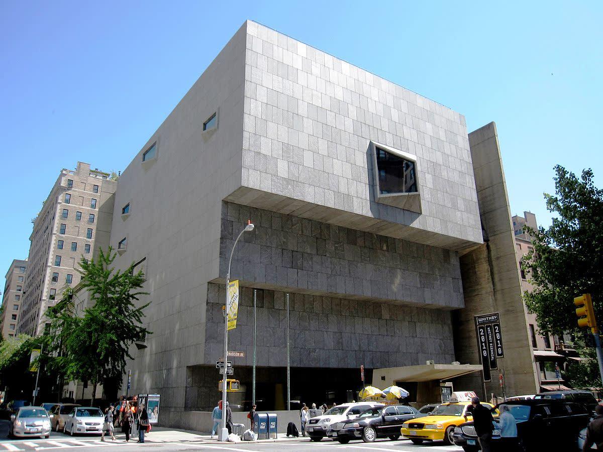 紐約博物館