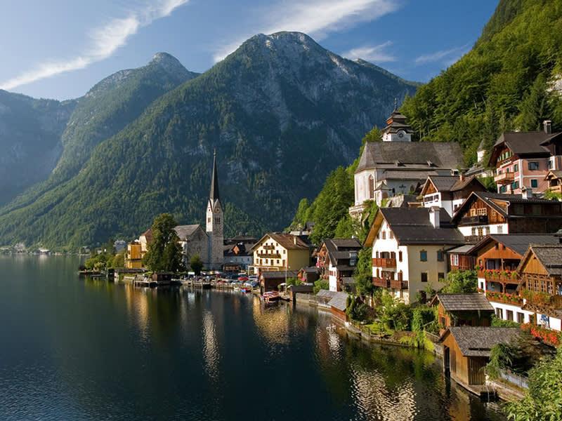 【 奧地利旅遊必去 】美哭!來到奧地利絕不能錯過的六個絕美小鎮