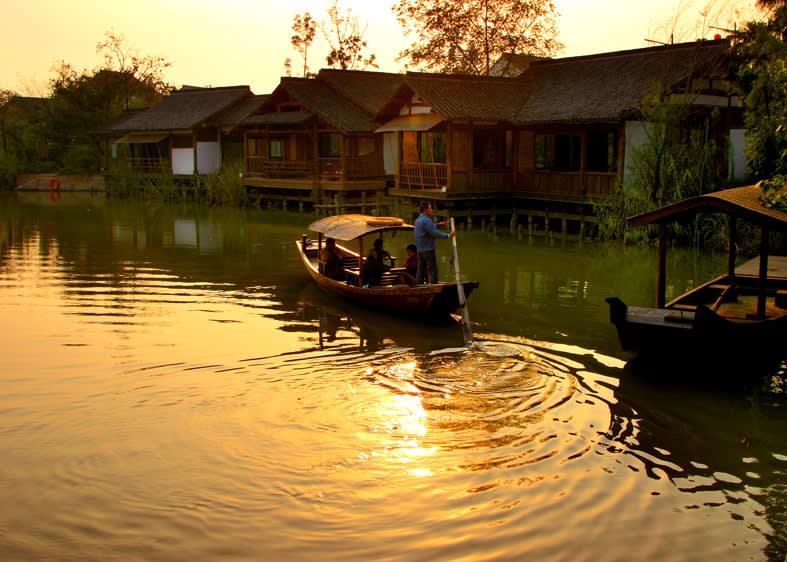 【 杭州西溪溼地 】一窺杭州之肺,順著西溪濕地四港口一覽風光