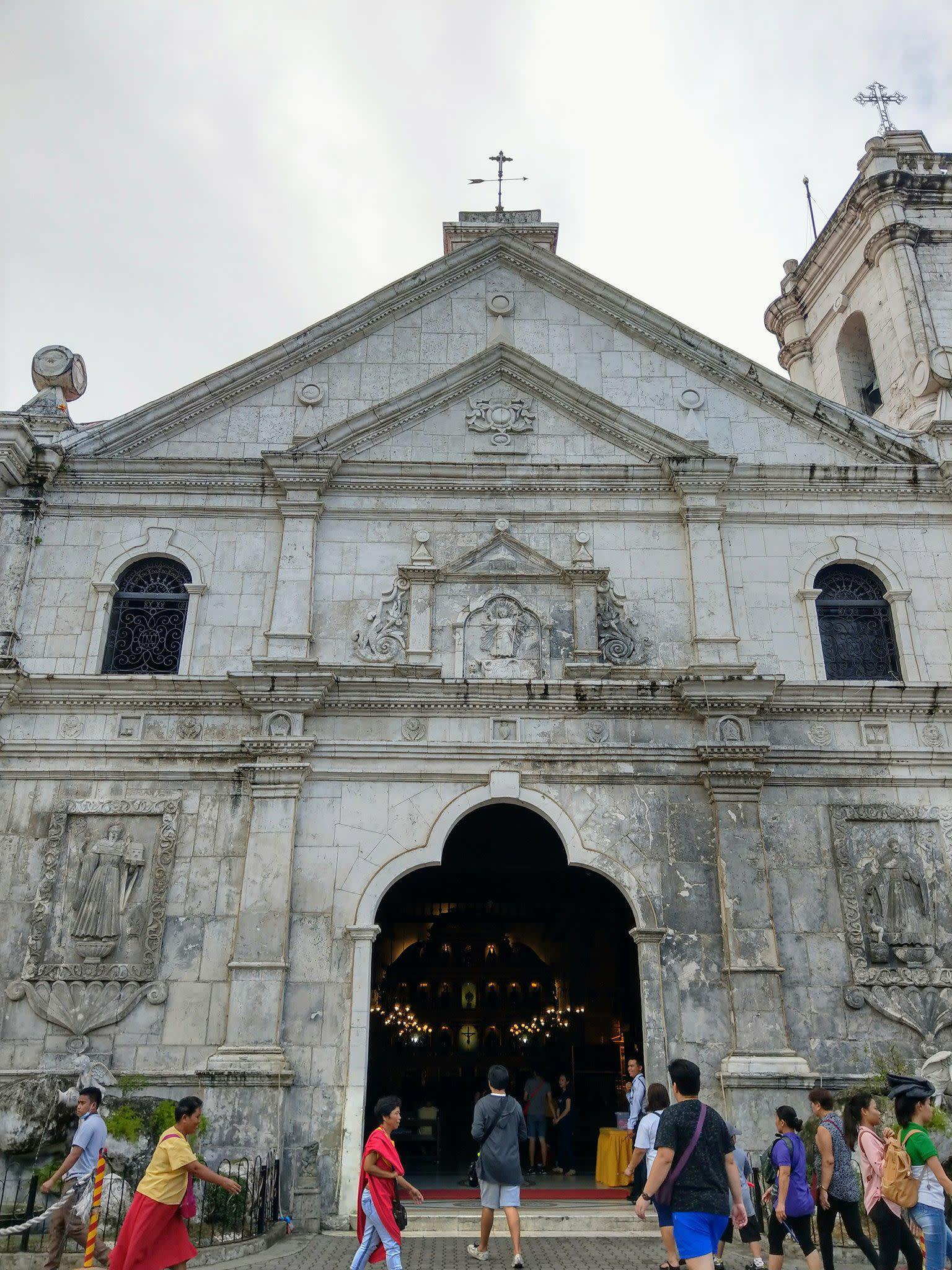 聖嬰教堂|圖片來源:Vanessa