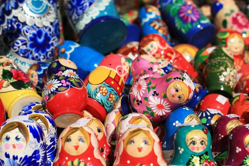 莫斯科旅遊攻略