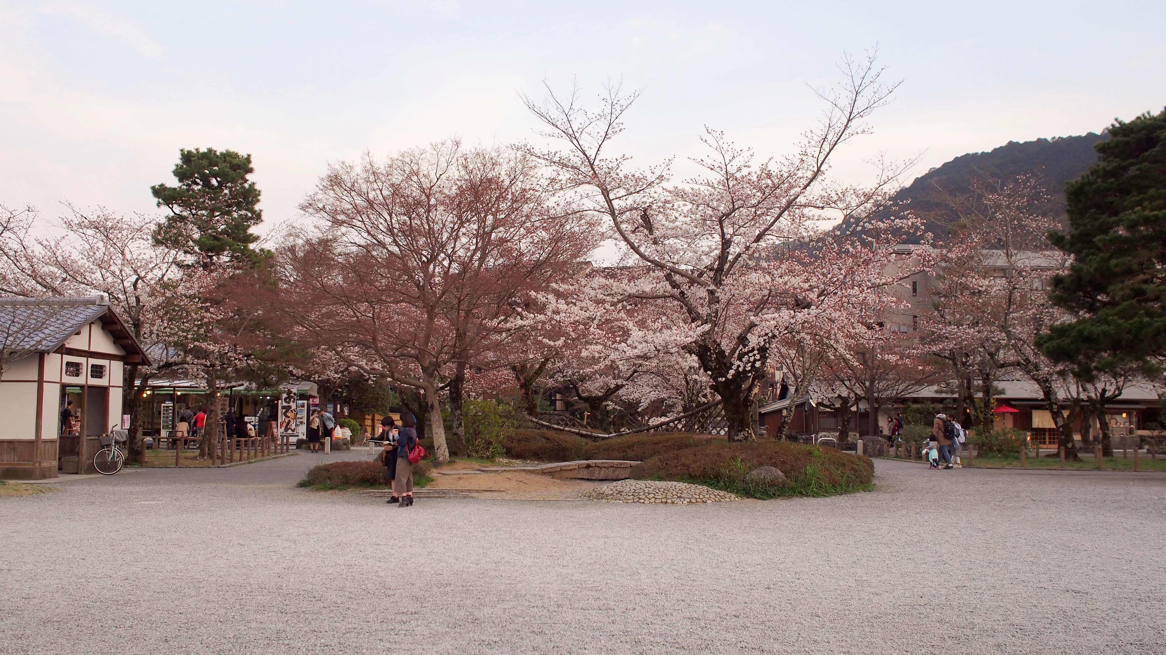 京都嵐山兩天一夜