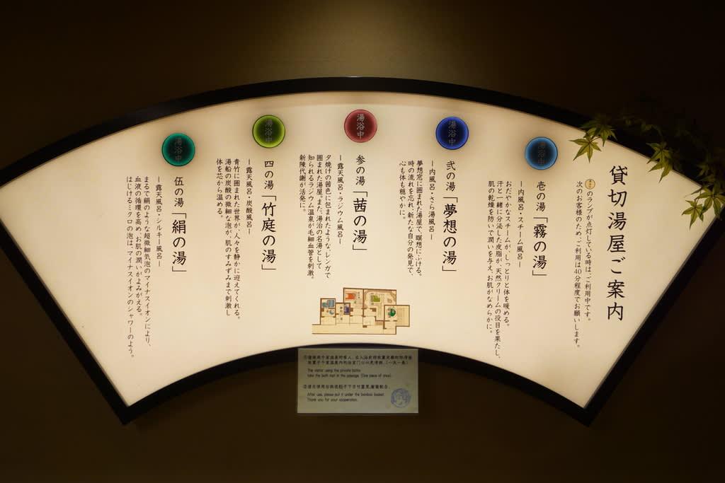 圖片來源: 京都嵐山溫泉 花傳抄官網