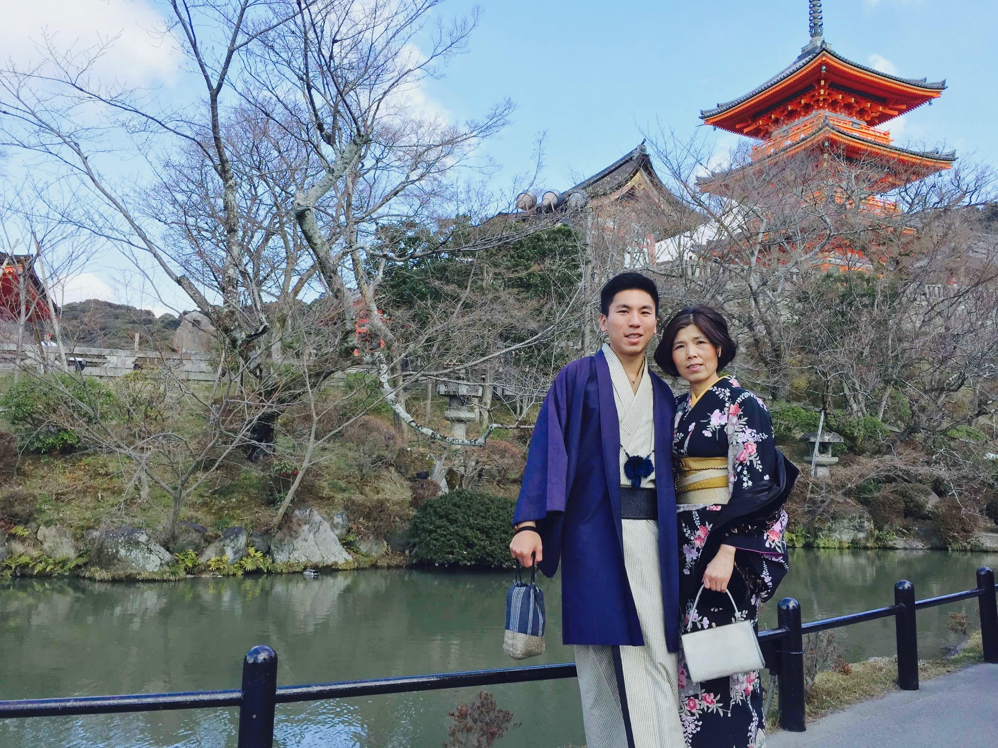 京都體驗和服