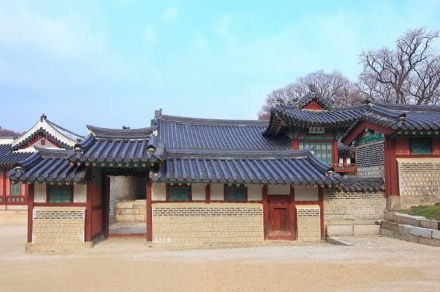 首 爾 傳 統 建 築 |Flickr: Kenny (zoompict) Teo