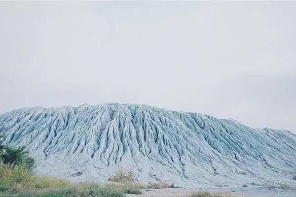 彷 彿 來 到 了 冰 島 , 泰 國 也 有 這 樣 的 雪 山( Instagram:marinezq9 )