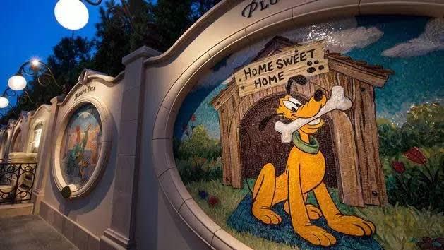 迪士尼最強攻略 十 二 朋 友 園 區 。