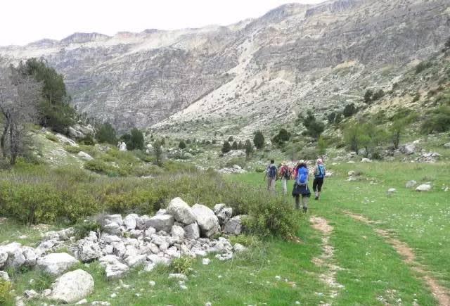美 麗 鄉 村 小 徑 | flickr@Lebanon Mountain Trail Association