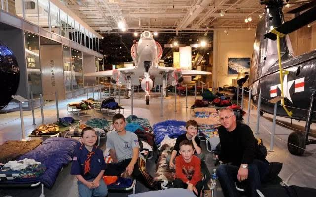 無 畏 號 海 空 曁 太 空 博 物 館