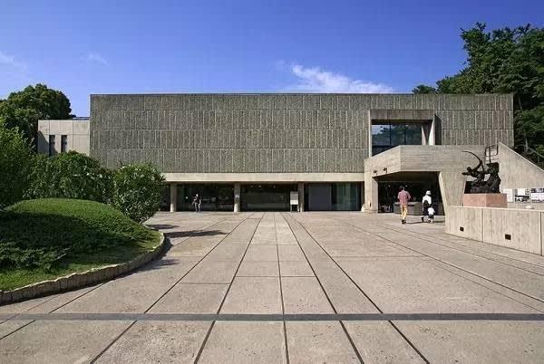 國立西洋美術館。