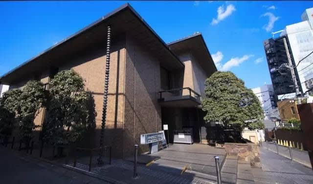太田紀念美術館。