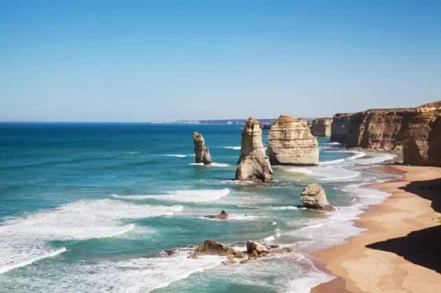 澳 洲 大 洋 路 。