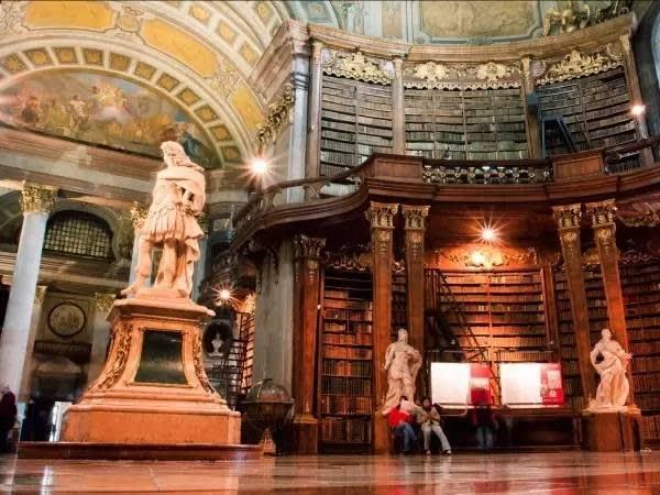 奧地利國家圖書館