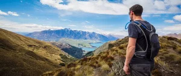 紐西蘭皇后鎮極限運動 紐 西 蘭 獨 特 的 Tramping