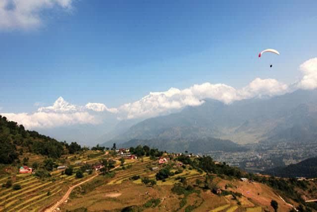 博 卡 拉 滑 翔 傘 | Flickr: Joe_Ieoson